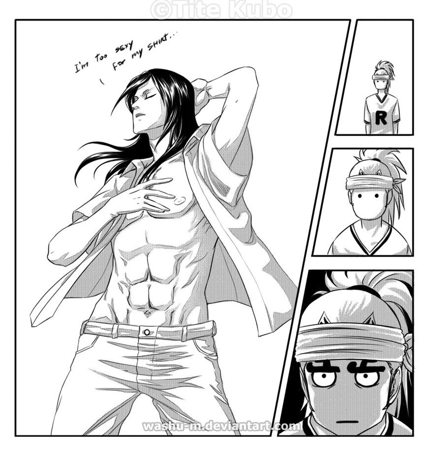 BLEACH - WTF - Too Smexy 4 U by Washu-M
