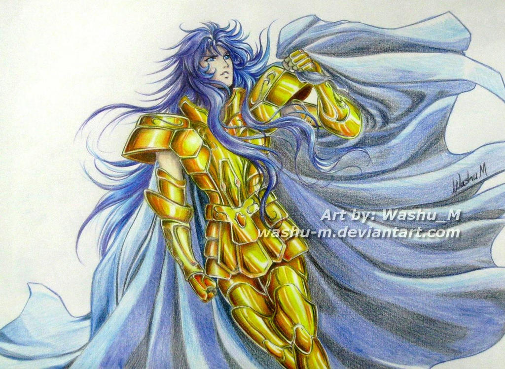 Gemini SAGA - Sanctuary Pride by Washu-M