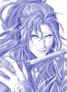 Wei WuXian Sketch