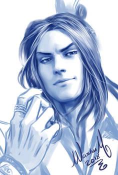 Jiang Cheng Sketch