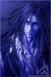 Wen Ning in Blue by Washu-M