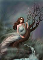 Persephone by JynetteTigner
