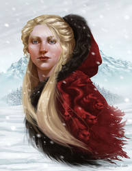 Little Red by JynetteTigner
