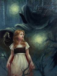 Finnish Folklore by JynetteTigner