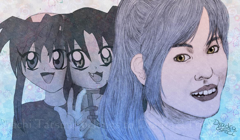 Sachi  - Character Design Development by Dradra-Trici