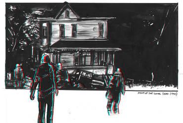 Night of the living dead by JoelLolar