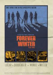 The winter Bunch by JoelLolar