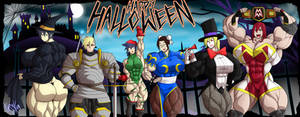 .:Gym Goers Halloween Special 2018:. by Forsa-kun