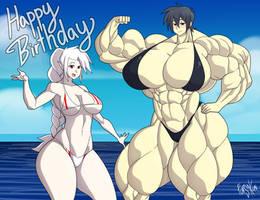 Gift Art: CaptainXero by Forsa-kun