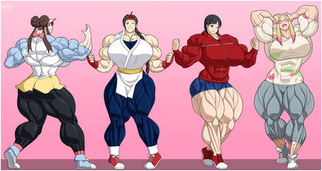 Commission - Growth Spurts