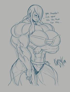Sketch - Jasmine