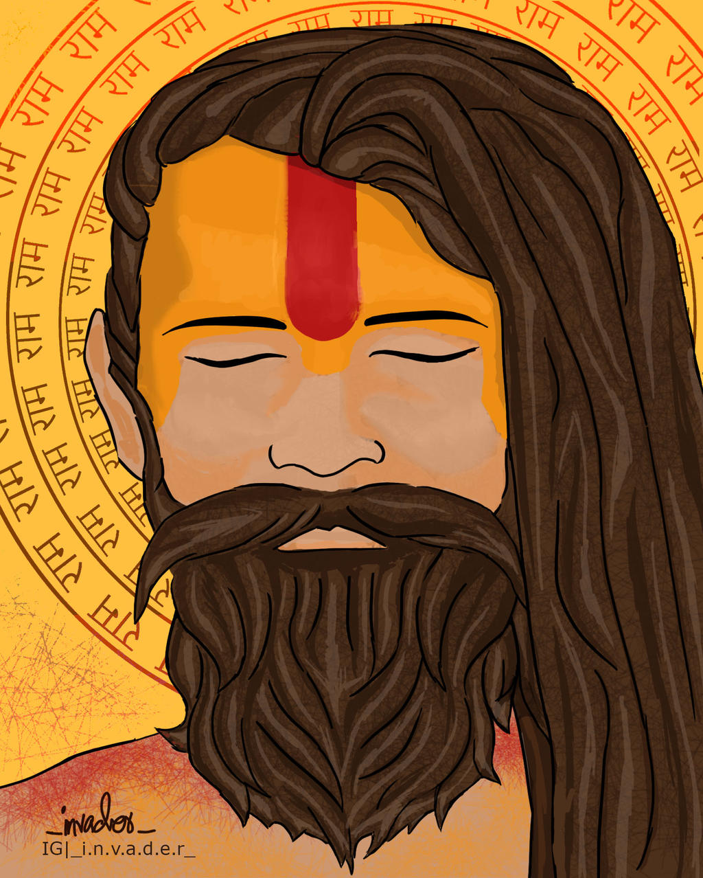 Aghori by PranavMHari on DeviantArt