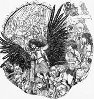 Touhou - Subterranean Animism by happibitch