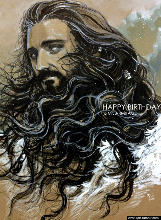 Birthday drawing by evankart