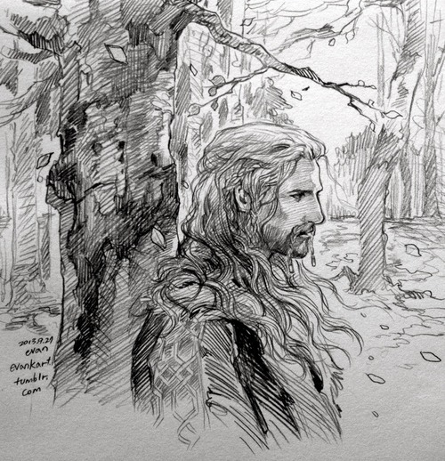 Fili of Autumn by evankart