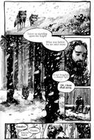 The Hobbit comics: Snow day - part (1) by evankart