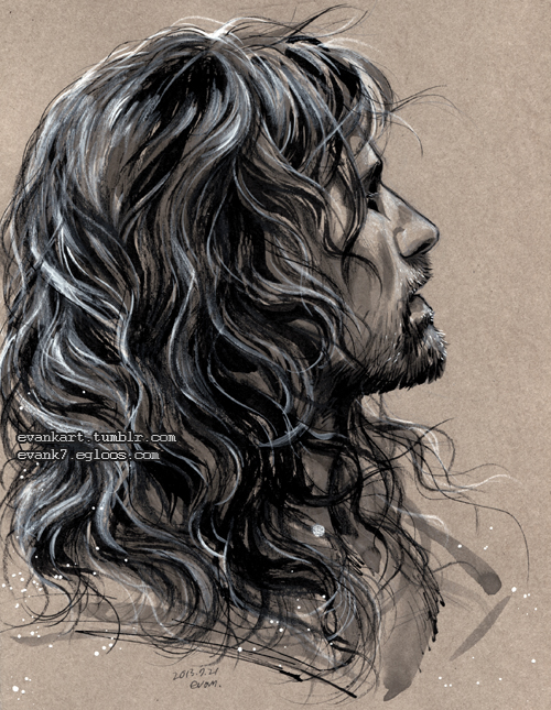 Aragorn by evankart