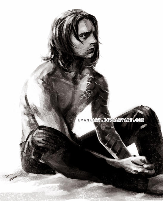 Who the hell is Bucky? by evankart