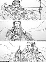 Elf lords of middle-earth (2)