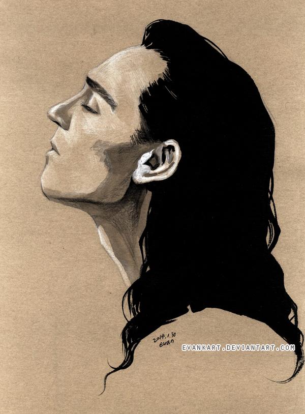 Loki, profile by evankart