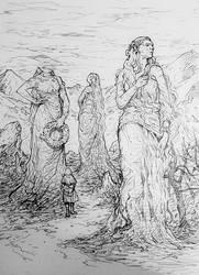 Middle earth traveler - The garden of Valar
