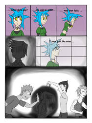 My life as a Blue Haired Sorceress page 45 by epic-agent-63