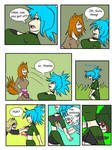 My life as a blue haired sorceress page 54 by epic-agent-63