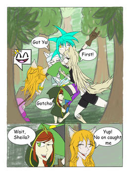 My Life as a Blue Haired Sorceress Page 58