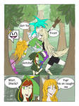 My Life as a Blue Haired Sorceress Page 58 by epic-agent-63