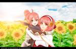 Fire Emblem Fates: Sakura and Kana