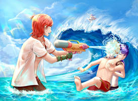 Oz Summer by arieoll
