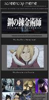 Fullmetal Alchemist Screencap Meme *SPOILERS*