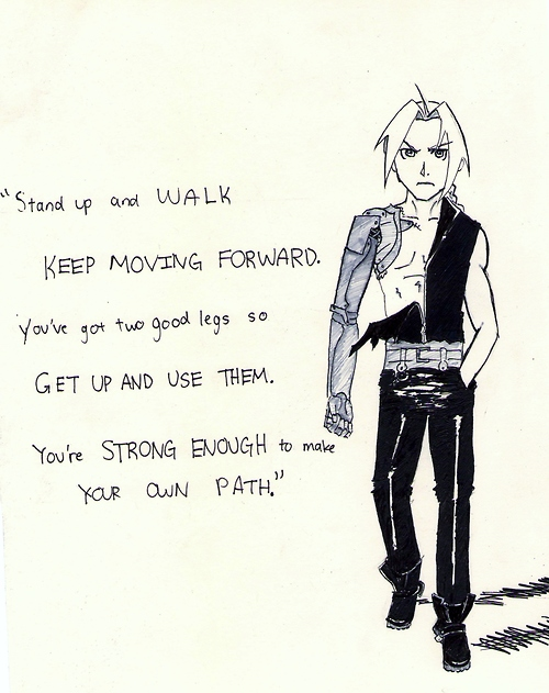 Keep Moving Forward... by RedAugen