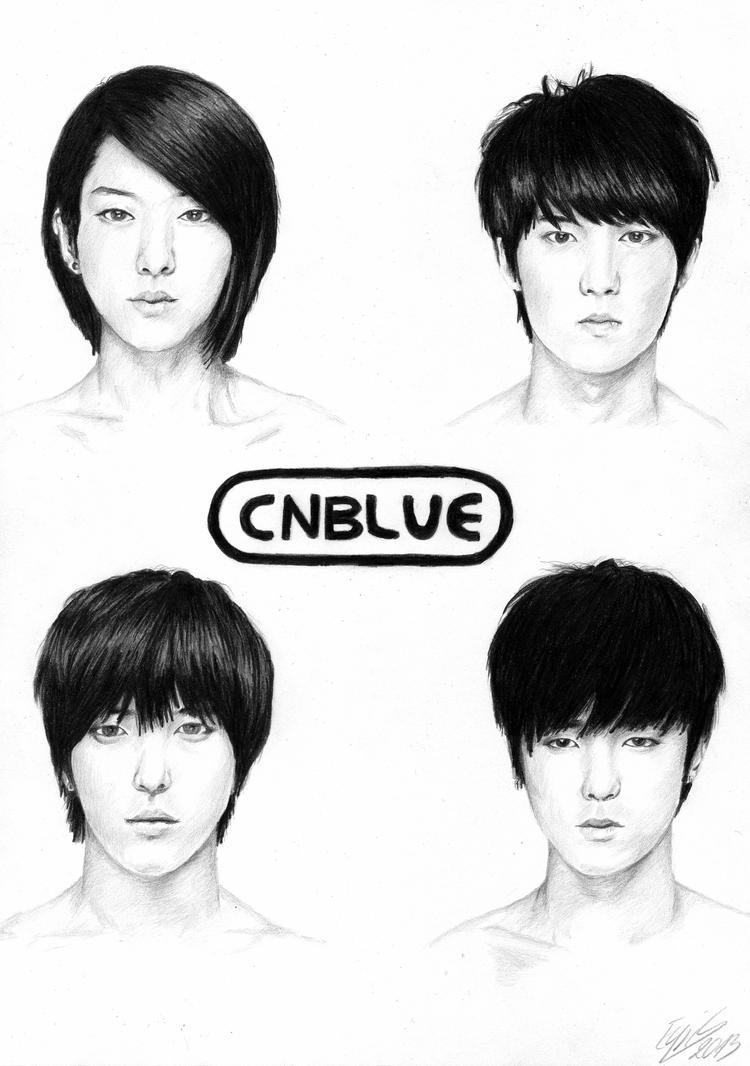 CNBLUE by Eirisu