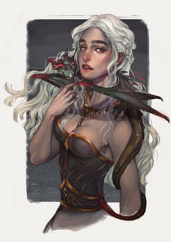 DAENERYS | MOTHER OF DRAGONS