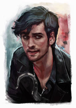 Killian HOOK Jones