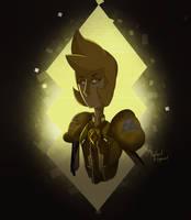 Yellow Diamond by WrekinMoney