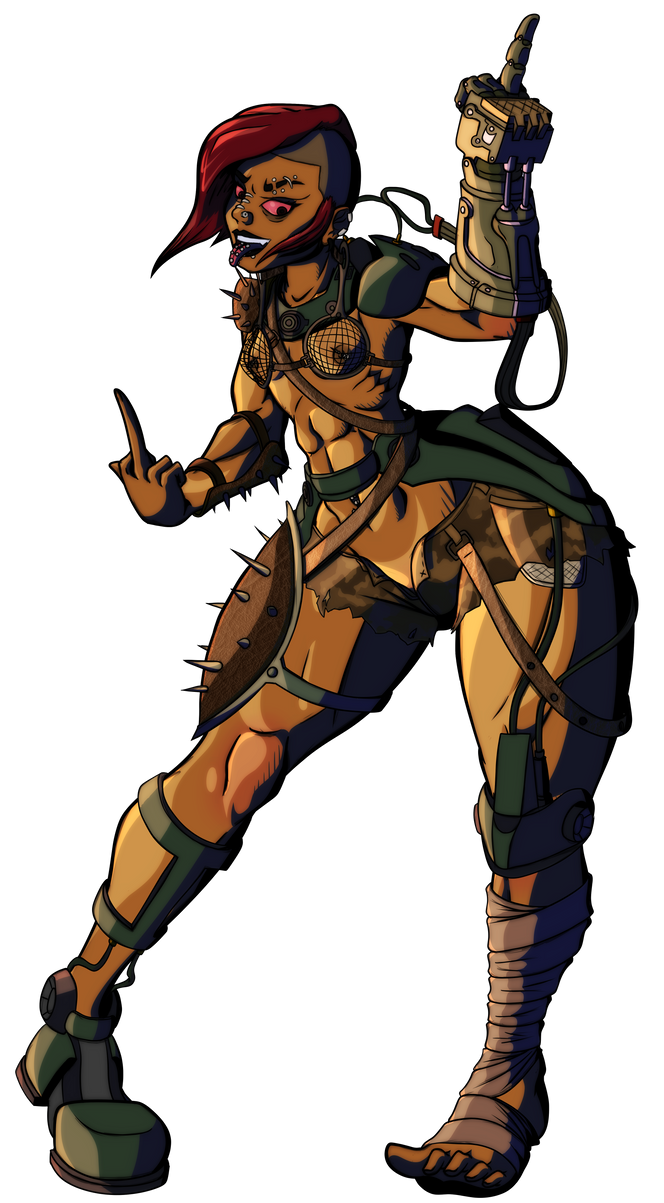 Persephone redesign Again by EL058