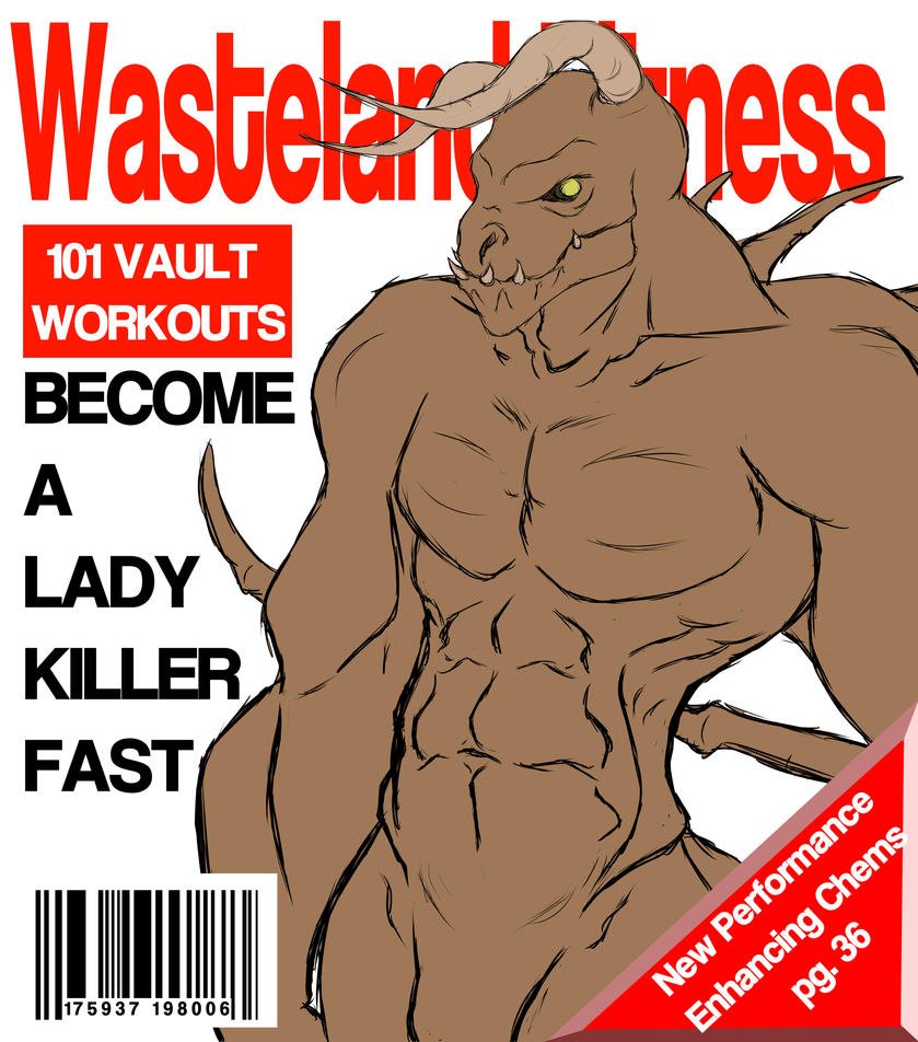Wasteland Fitness by EL058