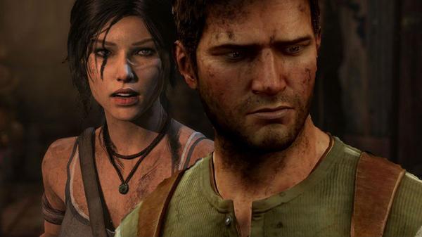 Lara Croft And Nathan Drake: Why Dont You Trust Me?! (Nathan X Lara) By SORALOVER45678