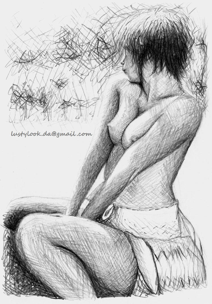 shy by lustylook