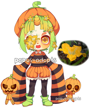 Halloween Adopt 11 Auction (CLOSED)