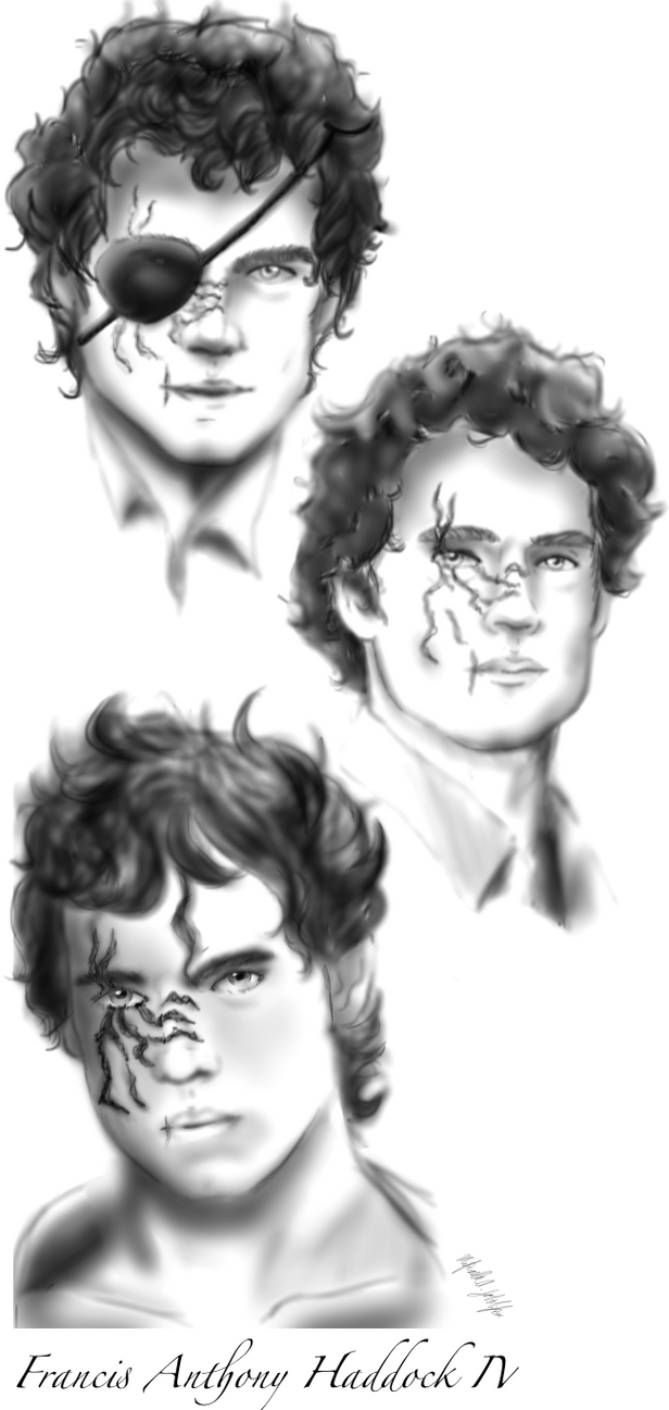 Francis Face Claim Realism Study by TheFurrieDrawer1