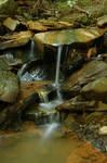 Waterfall in Miniature