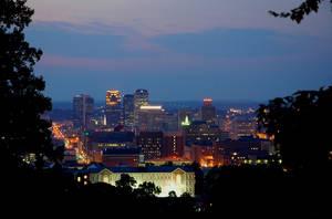 Birmingham Skyline 2 by markdc