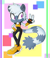 Tangle The Lemur by animelover2468