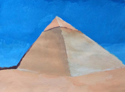 Pyramide by Hoollyshou