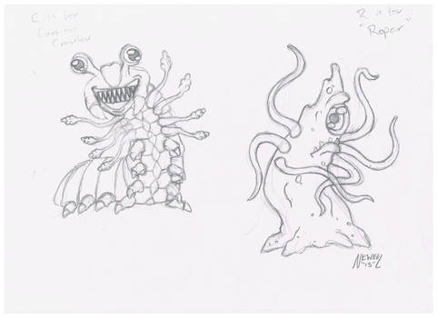More Cute DnD Monsters