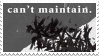 ajj - can't maintain by beardog-stamps