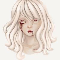   Bleeding Slag   by Mr-Creepy